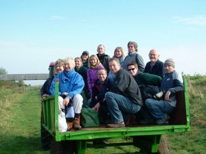 Environment Agency team building