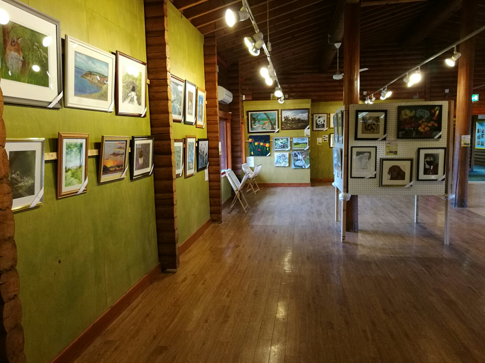 The latest exhibition has been unveiled at WWT Martin Mere Wetland Centre by the Maghull and Lydiate Art Group.        The art group has been in existence since 1970 and is an integrated member of the community with monthly meetings, professional painting demonstrations and weekly painting...