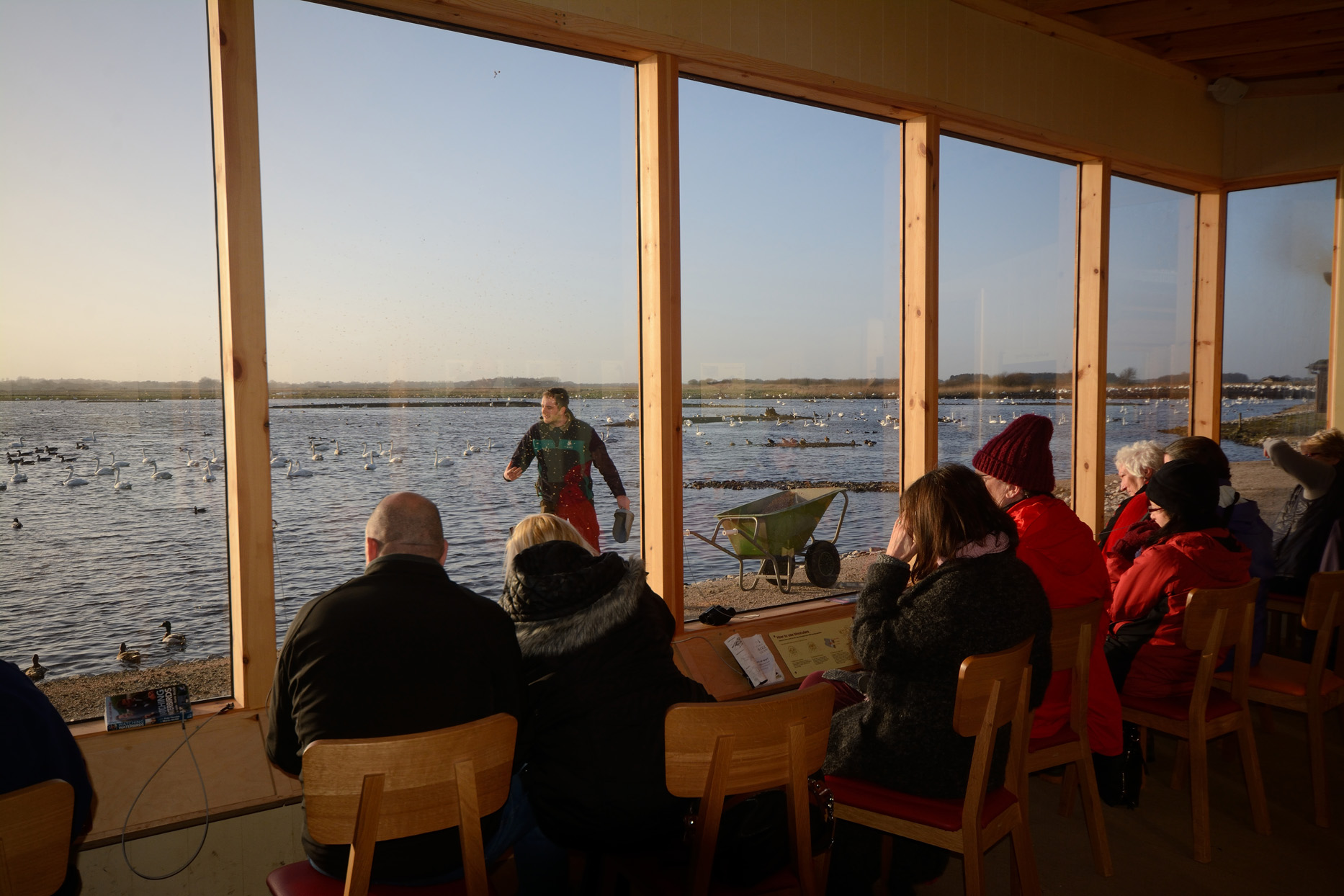 Winter is a great time of year to bring your group to WWT Martin Mere Wetland Centre.        Martin Mere offers unforgettable days out where your group can take it easy while getting close to fantastic wildlife. ThereÂ's something for everyone from hand feeding rare birds to spotting kingfishers,...