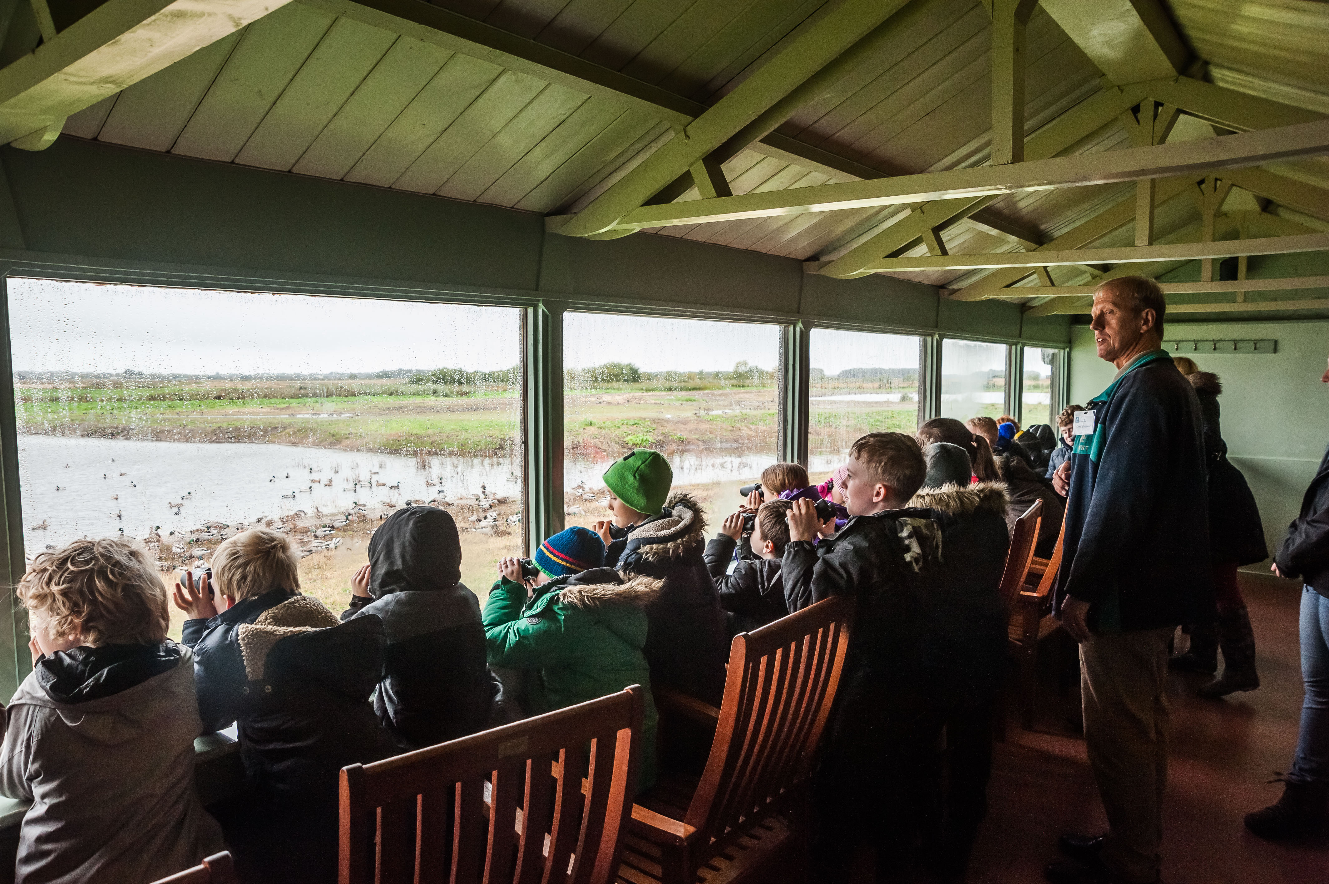 Winter and early spring are great times to come and experience the migration of wild swans, geese and ducks which come here from Iceland and many parts of mainland Europe. Our guided learning sessions are geared closely to the national curriculum and encourage enquiry by the learners. Around 10,000...