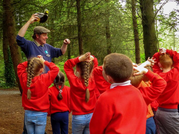 Scheme helping thousands of schoolchildren access nature up for award