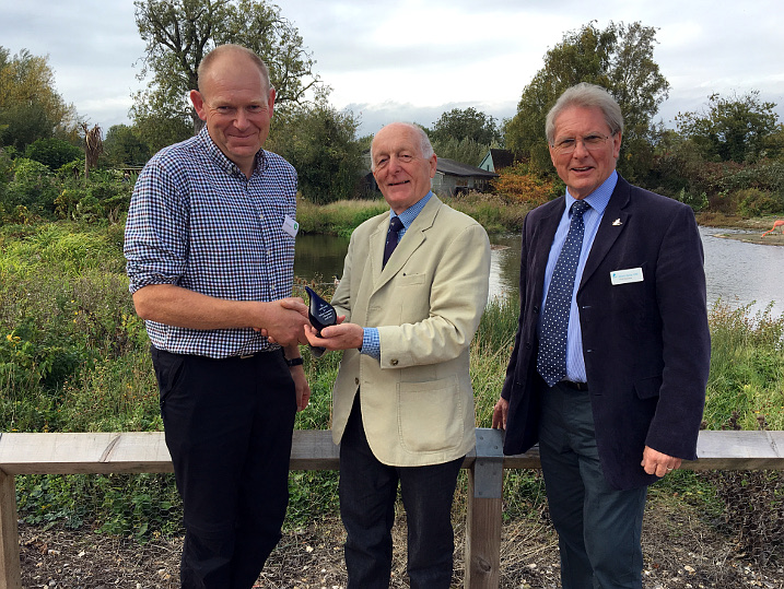 Conservation heroes given Marsh Award