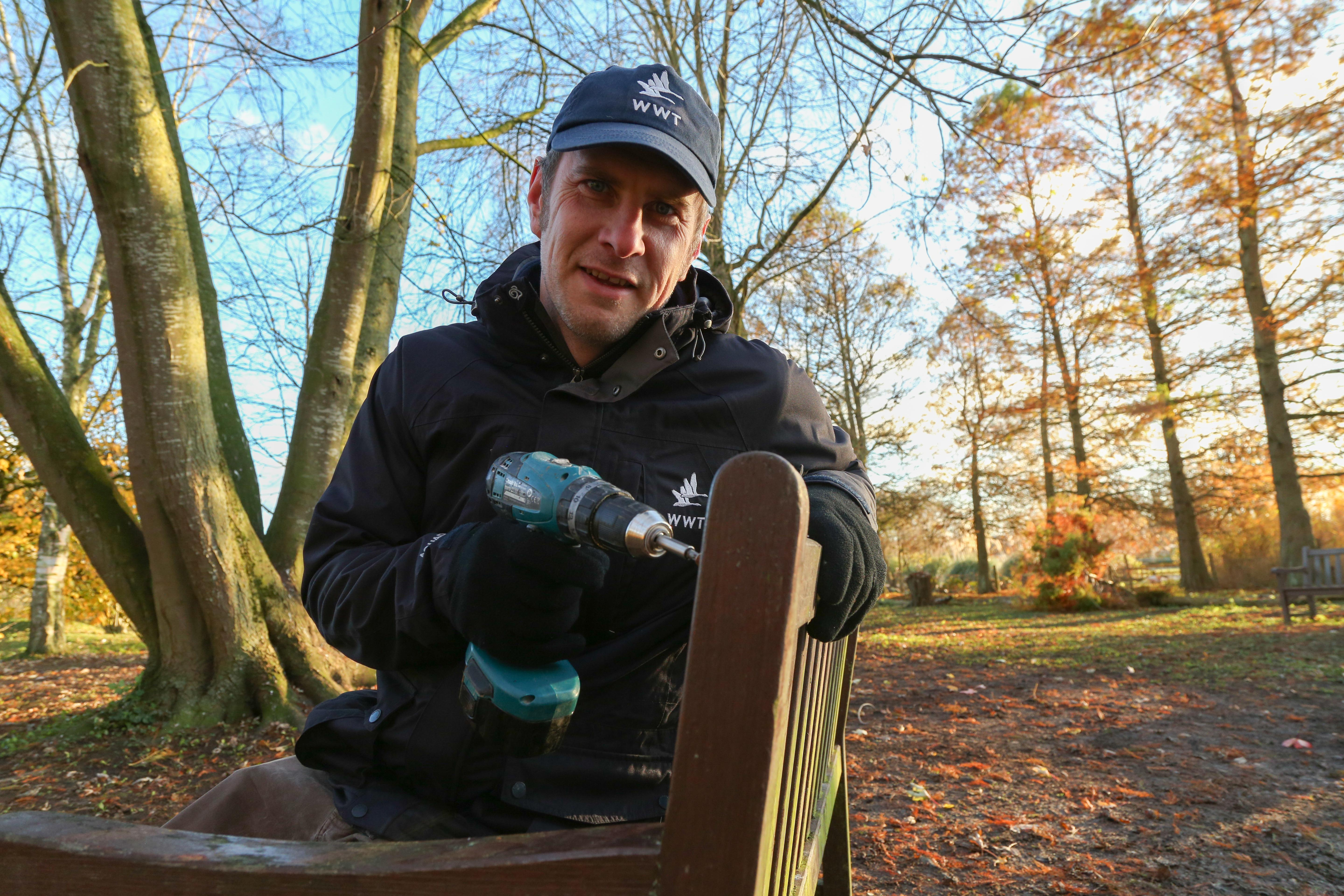 Grounds maintenance - Carpentry