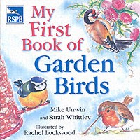 My First Book of Garden Birds