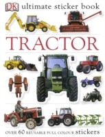 Tractor Sticker Book