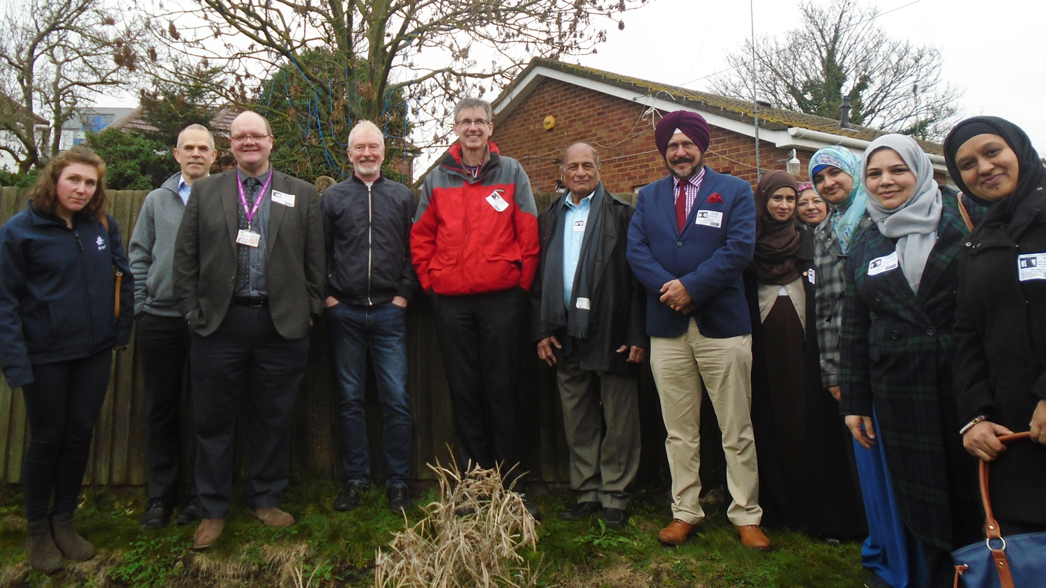 Slough urged to become 'town fit for the future' at World Wetlands Day celebration centred on climate change