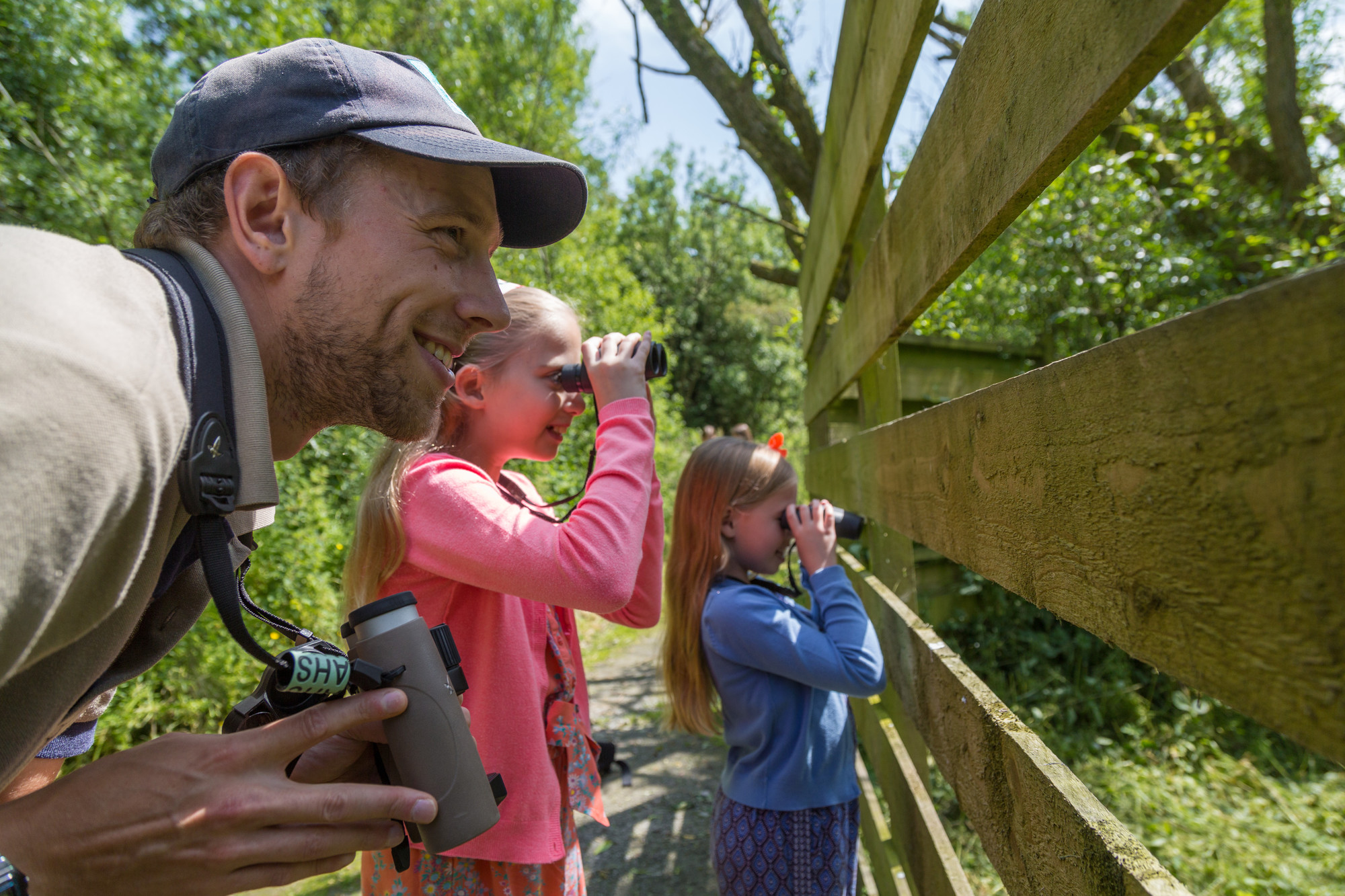 View: City Nature Challenge Guided Walks