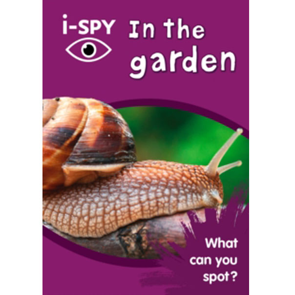 I-Spy in the Garden